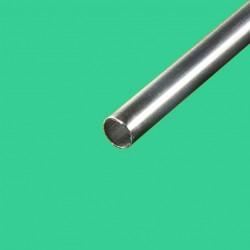 Tube inox 304L diamètre 17,2 mm