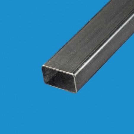 Tube rectangulaire acier soudé 150x50 mm