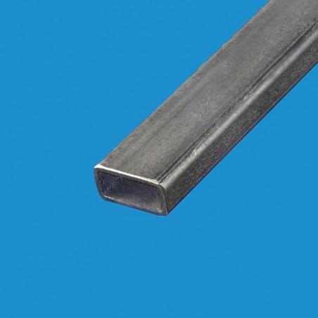 Tube rectangulaire acier 80x40 mm