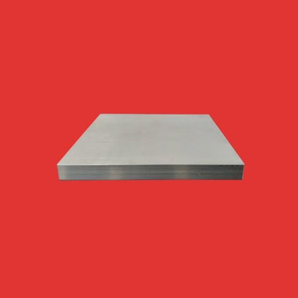 Platine aluminium 80 x 80 mm