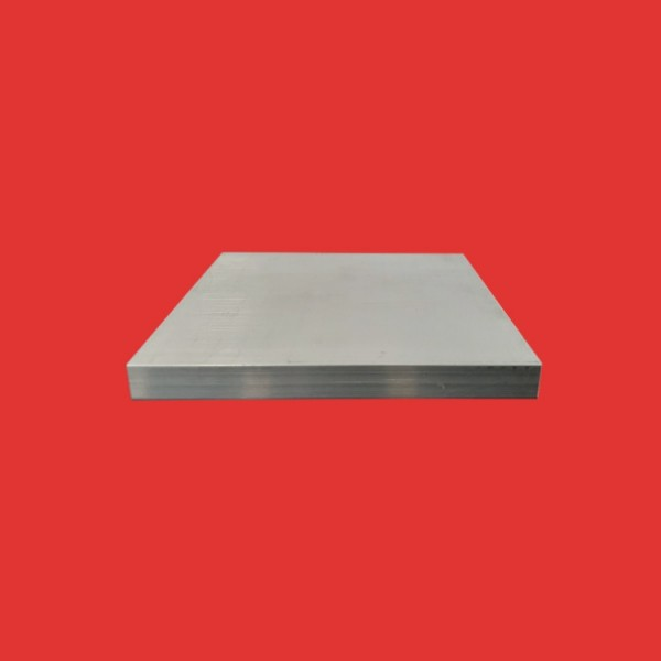 Platine aluminium 100 x 100 mm
